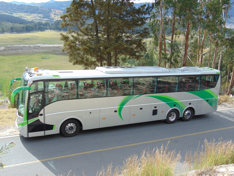 Spirit 6X2 14mts – Volvo B430R