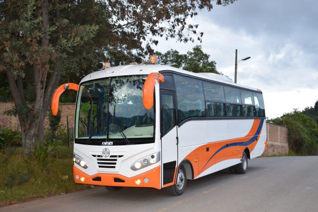 Midibus – Hino FC9J