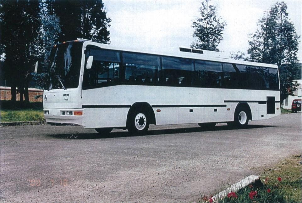 Dinápolis Intermunicipal – Chevrolet LT500